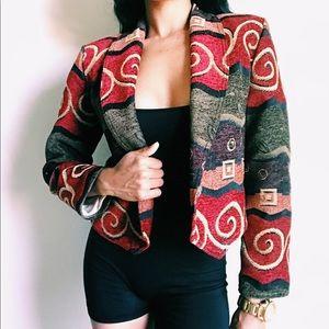 Vintage Tapestry Jacket